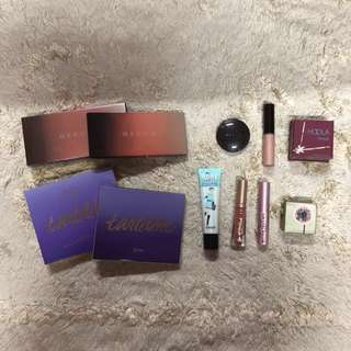 Makeup to let go *price from RM60