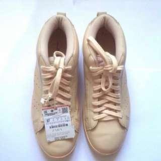 ZARA High Sneakers New