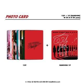 [GO]Kihno Album The Perfect Red Velvet+12 photocards+1 random