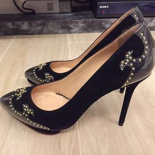 Authentic Charlotte Olympia shoes size 38