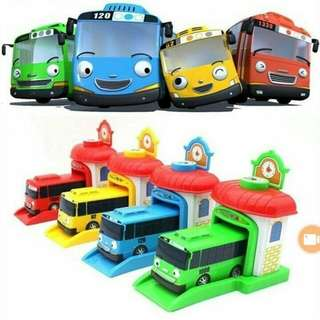 Garage tayo (4pcs)