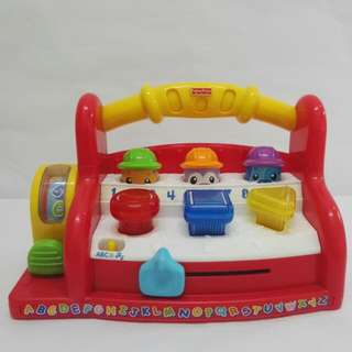 Fisher Price Musical Workbench