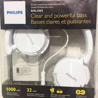 REPRICED Philips SHL3065