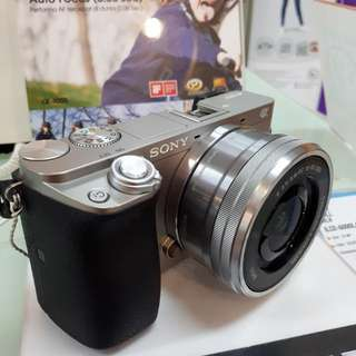 Kamera SONY Alpha 6000 Cash Back 1Juta (Kredit MURAH)