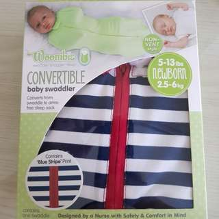 Baby swaddle for newborns