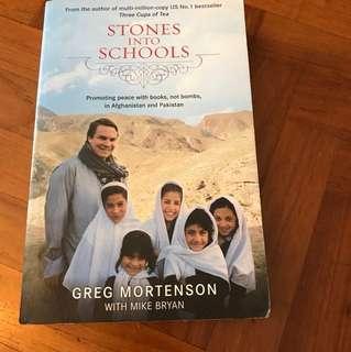 Stones in Schools