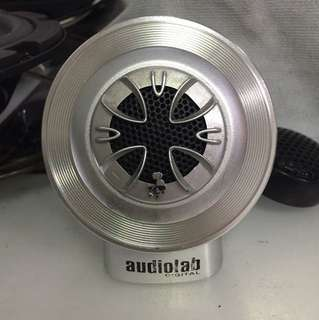 Mohawk Tweeter with audiolab Digital Tweeter Pod. Car Radio And Audio System
