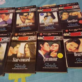 PHR Pocketbooks (Arielle's Crimson Quest)