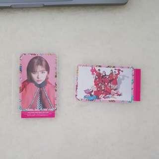 [WTS] TWICE Candy Pop Jeongyeon/Group Photocard