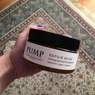 Pump Hair Repair Mask