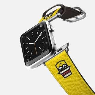 Casetify Minion Apple Watch 38mm Band (Yellow)