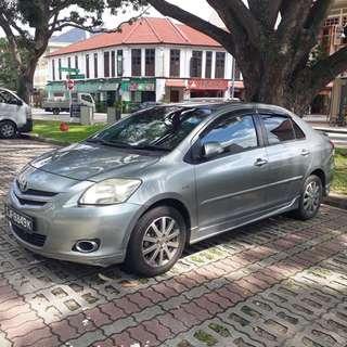 Last car Toyota Vios CNY