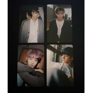 Wanna One Official MD Photocard