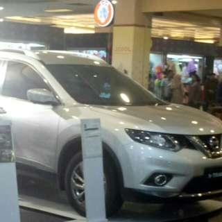 Nissan Xtrail 2.5 CVT 2017 Diskon Ajib