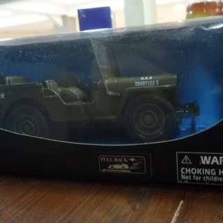 Jeep willys 1:32
