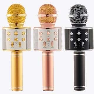 Q9 Wireless Karaoke Microphone
