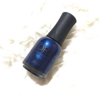 Orly Nail Polish Witch's blue