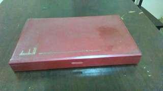 Dunhill  vintage box