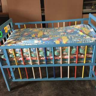 Baby Bed Cot