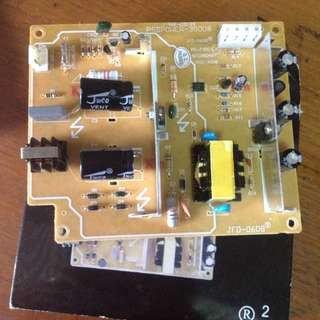 Power supply for ps2 seri 3000