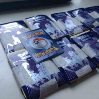 Pokémon cards custom booster packs