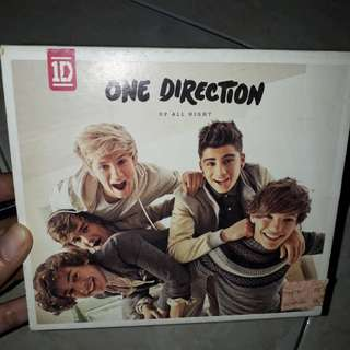 One Direction preloved albums