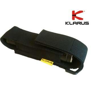 Klarus 優質 魔術貼 電筒套 電筒袋 Flashlight Holster Bag ( 細電筒 ) - 原裝行貨