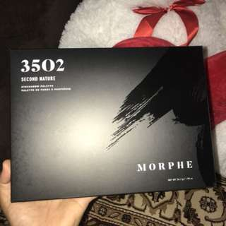 Authentic Morphe 35O2