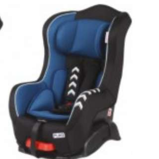 Sweet Cherry Baby Cleo Car Seat