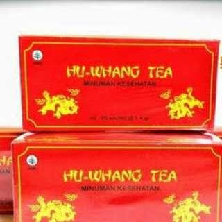 Hu-Whang Tea Teh Rempah Pelangsing, Menurunkan Berat Badan Cepat dan Alami