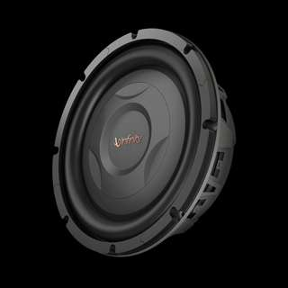 Infinity 1000S High Performance Shallow Mount Mobile Subwoofer
