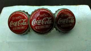 Cocacola unique hairpin