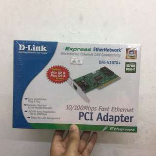 d-link dfe-530tx pci ethernet adapter