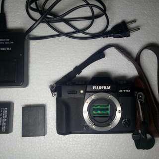 Fujifilm xt10 jual muraah