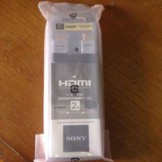 Hdmi original sony