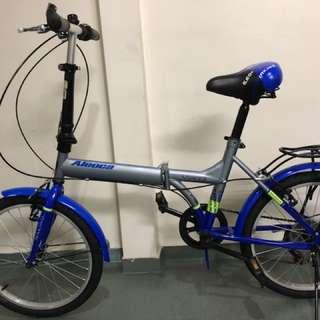 Foldable Bike Makino Italy