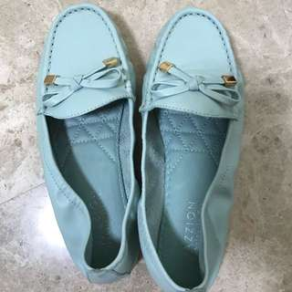 Pazzion blue comfort shoes