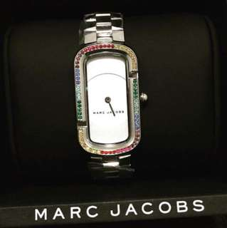 Original Marc Jacobs Embellished Watch