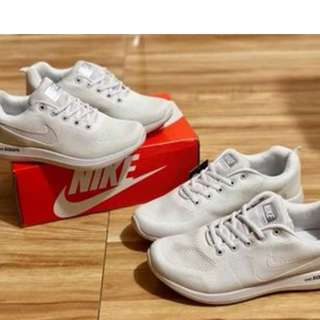 NIKE ZOOM ALL WHITE for HER