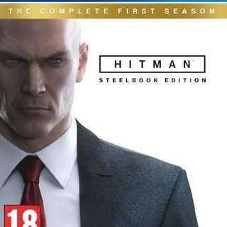 PS4 HITMAN 刺客任務 the complete first season ( English version / US) PS4-0582