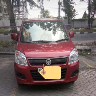 Suzuki wagon R GL Manual