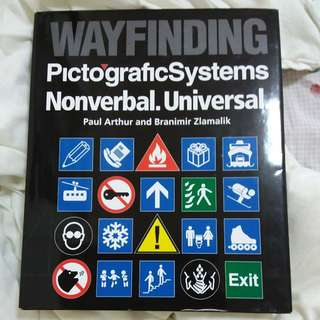 Wayfinding pictographic systems nonverbal universal (book)