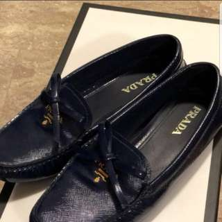 Prada shoes /loafers/ flats