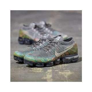 Nike Air Vapormax Flyknit - Grey/Multicolor