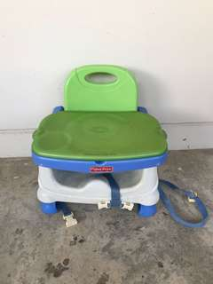 Fisher Price baby booster chair