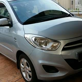 Hyundai i10 1.25 AT