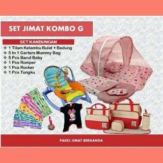 🆕 SET JIMAT COMBO G 🍒