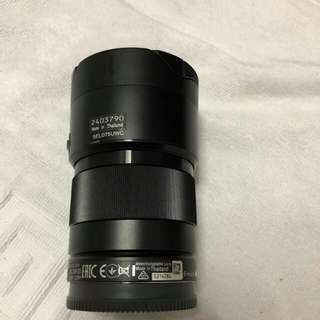 Sony FE 28mm f2 with 21mm converter (set)
