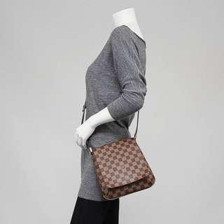 Brand new Louis Vuitton Damier Canvas Musette Salsa Bag