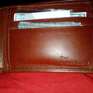 Ralph Lauran Checkered wallet